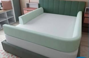 Vricale Baby Bed Fence