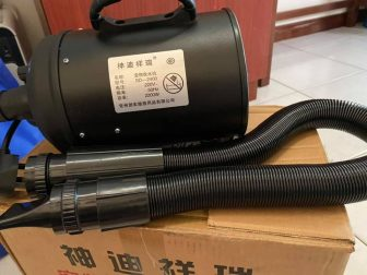 Electric Blower for Pet Grooming