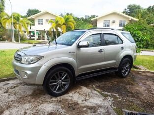 Toyota Fortuner 3.0 4WD