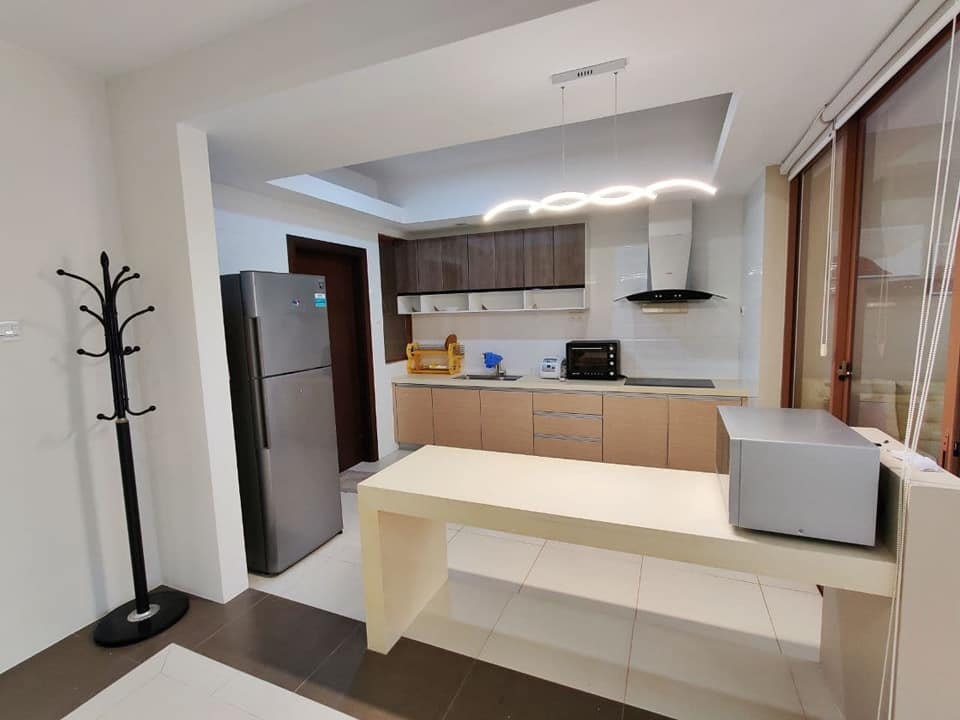 Tg Bunut Apartment with Pool For RENT