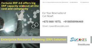 Best ERP solution for all sectors with many enthus