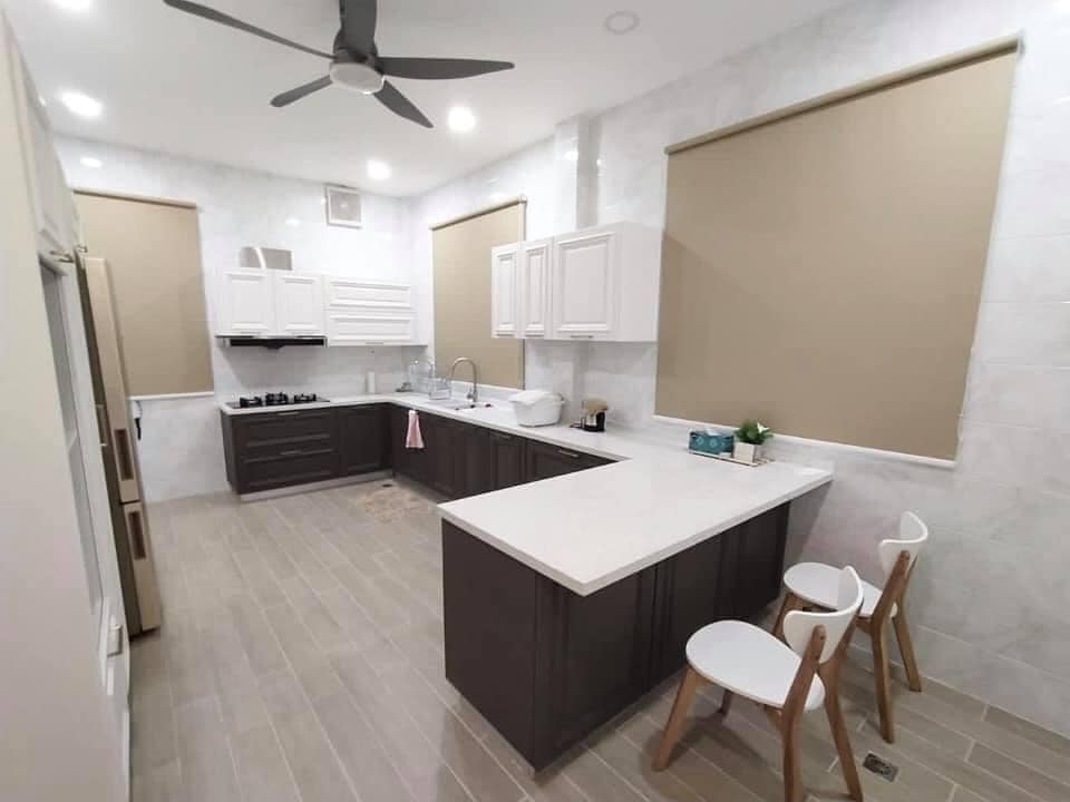 NEW SEMI DETACHED HOUSE FOR RENT AT JERUDONG.
