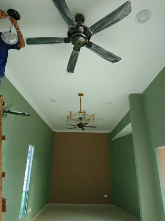 Electrical wiring service