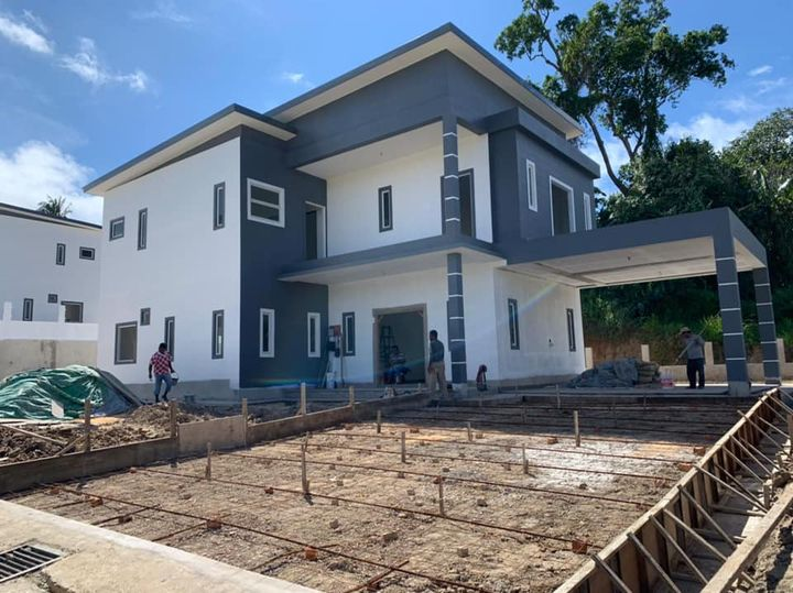 House for sale in tanah jambu,