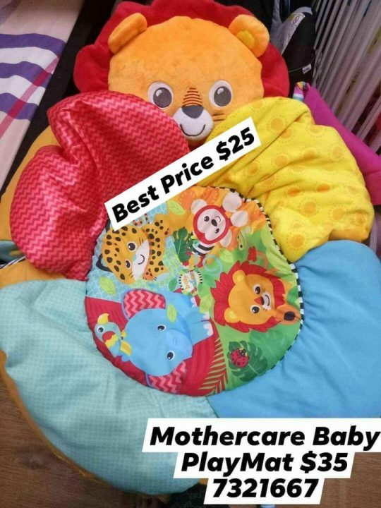 Baby Items Ready To Go
