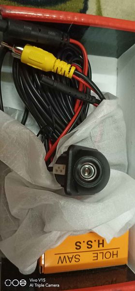 CAR REAR VIEW CAMERA FOR ANDROID DUBLE DIN