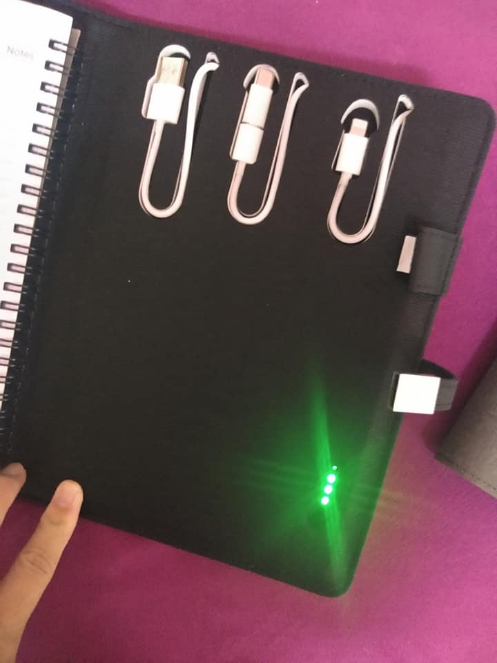 NEW Diary Note Book comes with PenDrive & PowerBan