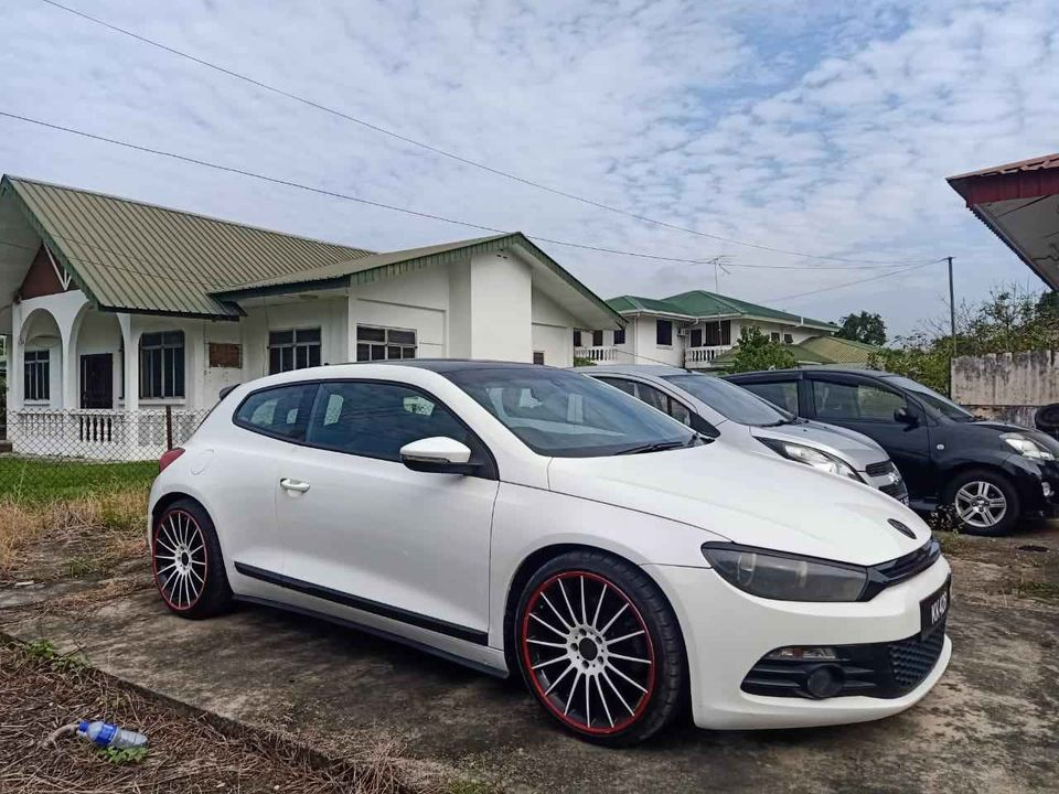 SCIROCCO 2013 FOR SALE $12K ONLY ( CASH & CARRY )