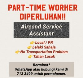 Aircond Serrvice Assistent
