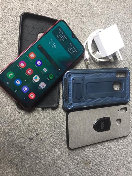 Samsung A20 For sale