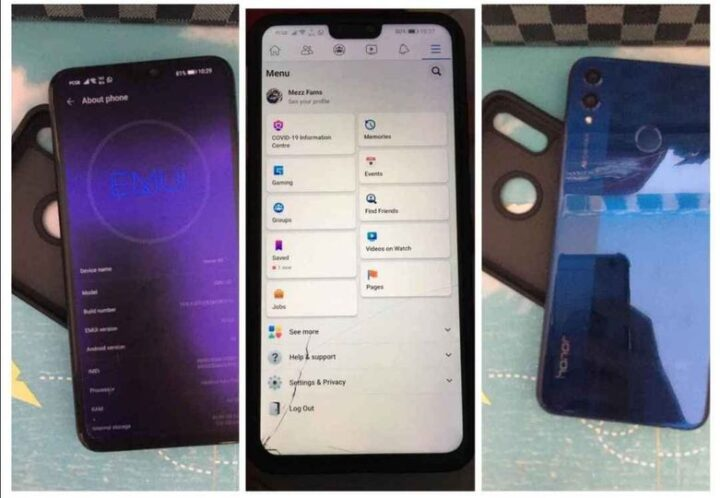 For swap honor 8x prefer IPHONE :-