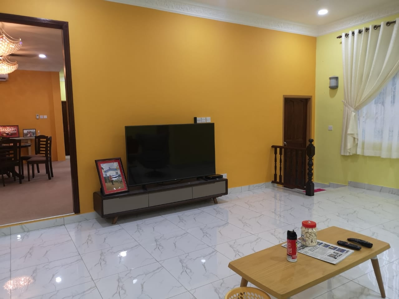 DOUBLE STOREY DETACHED HOUSE FOR RENT