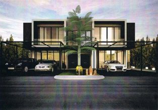 SEMI-D DOUBLE STOREY FOR SALE (Proposed)
