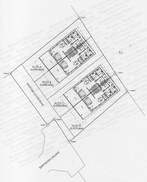 Proposed Semi-Detached houses