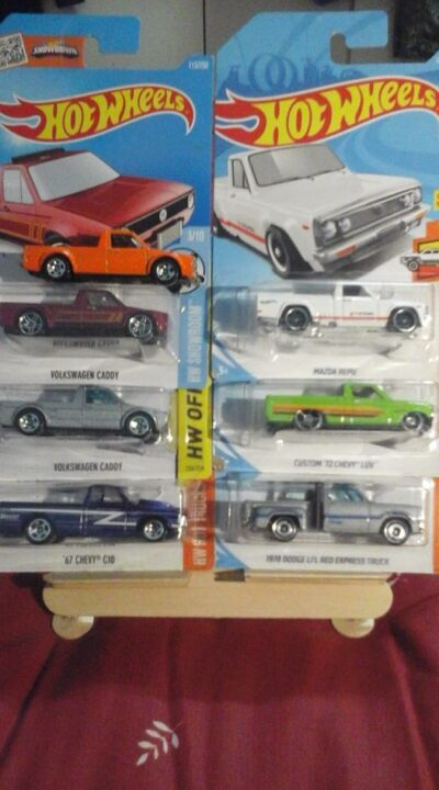 Hotwheels fully lots..6carded +1 loose
