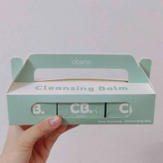 Obsess Cleansing Balm