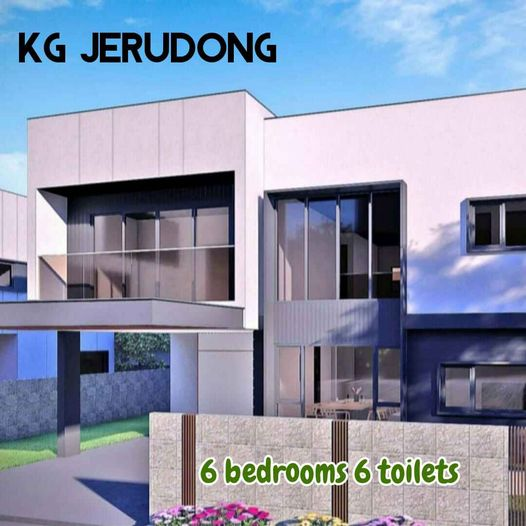 DOUBLE-STOREY DETACHED HOUSE FOR SALE