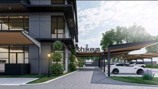 Proposed 3 storey Apartment for sale