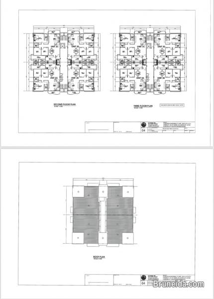 PROPOSED 4 STOREY APARTMENT FOR SALE