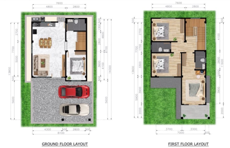 PROPOSED TWO STOREY DETACHED HOUSE