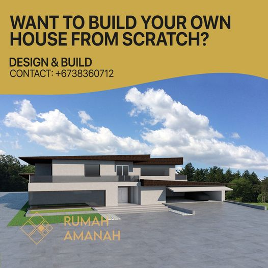 Want to build a house