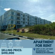 APARTMENT FOR SELL
