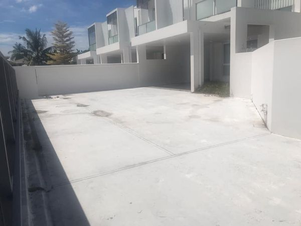 COMPLETED TWO STOREY TOWNHOME