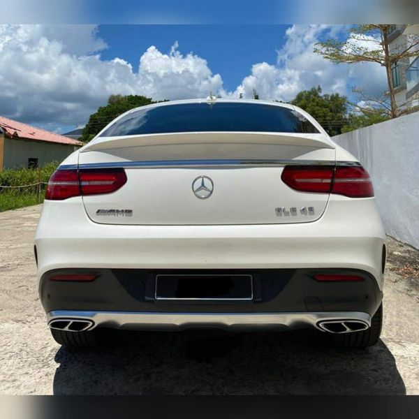Mercedes GLE43 Coupe AMG 4Matic