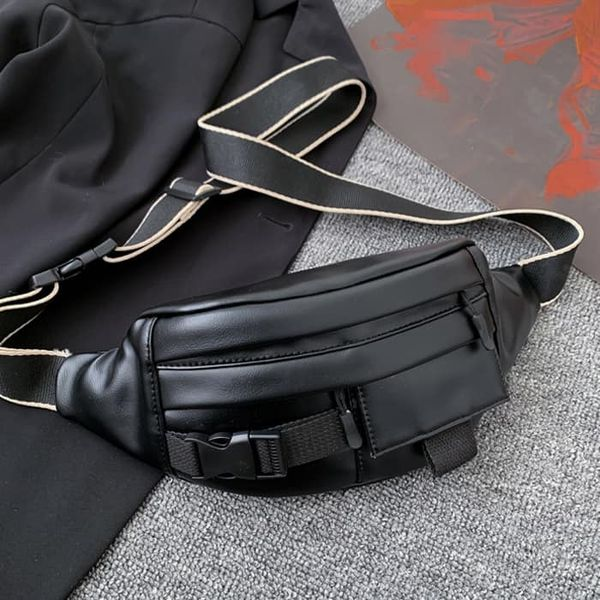 Pu Leather Chest Beg