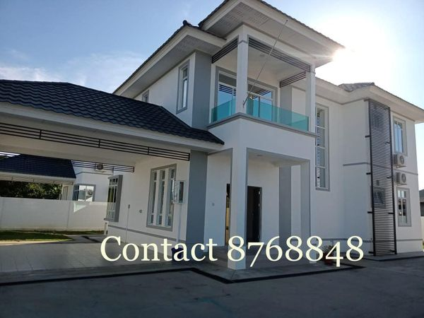 Two Storey detached house,