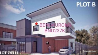 PROPOSED 2 STOREY DETACHED HOUSE