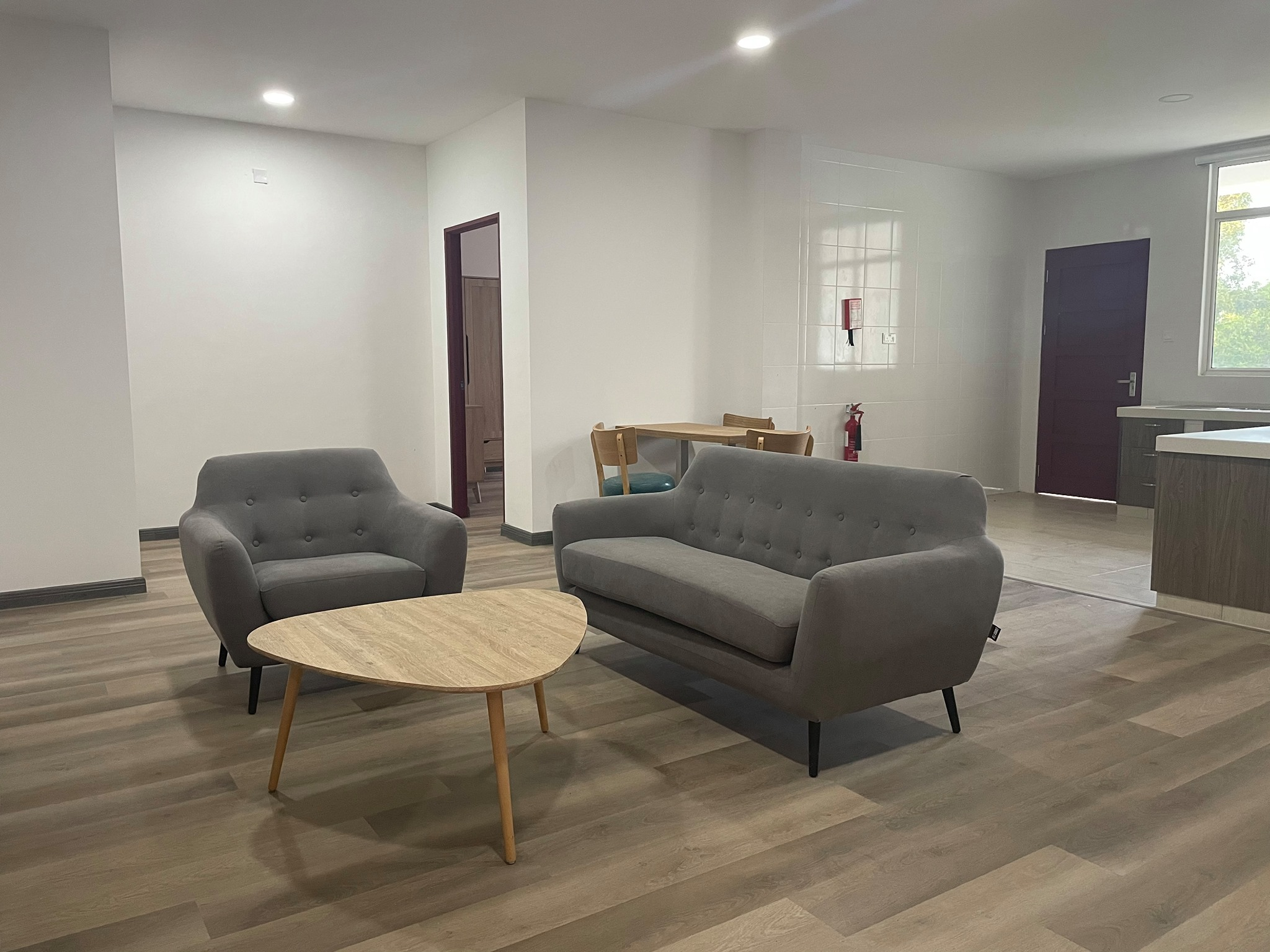New 2 bedroom apartment for rent