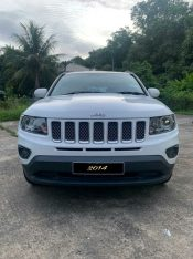 Jeep compass Limited 2.4 ( 2014 )