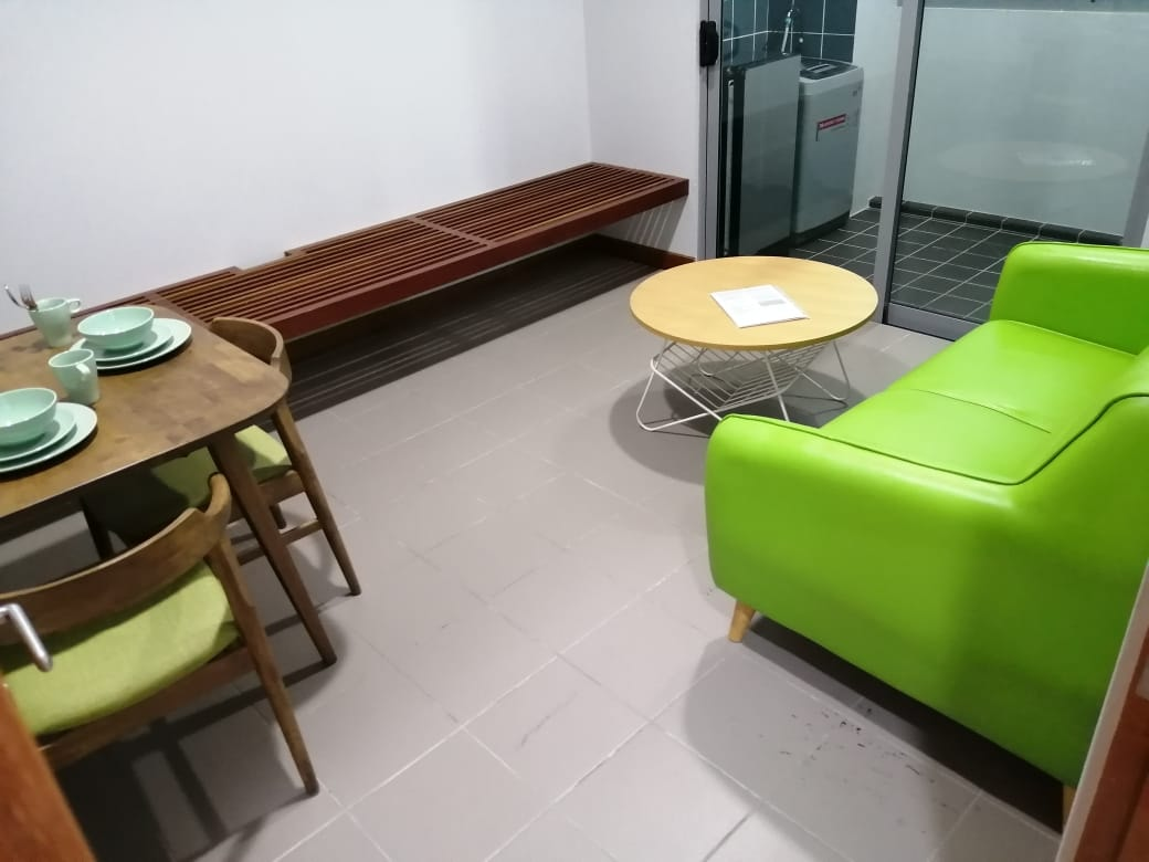 One room apartment for rent