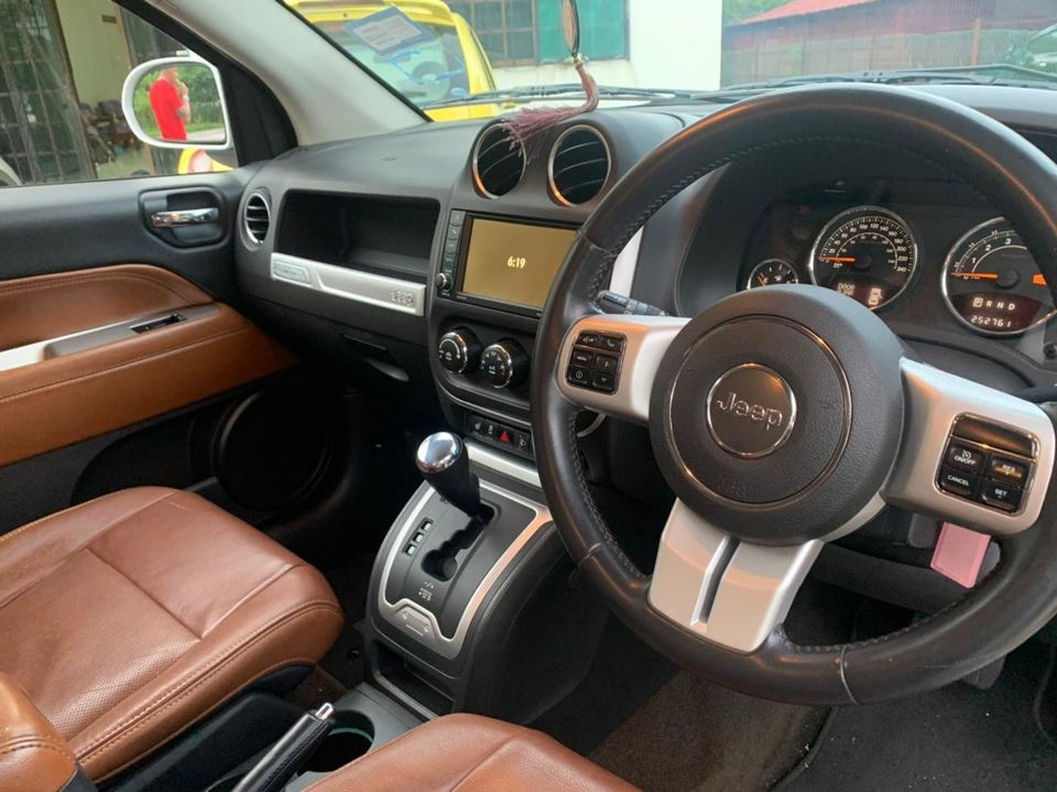 Jeep compass Limited 2.4