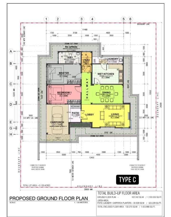 FOR SALE PROPOSED BANGLOW