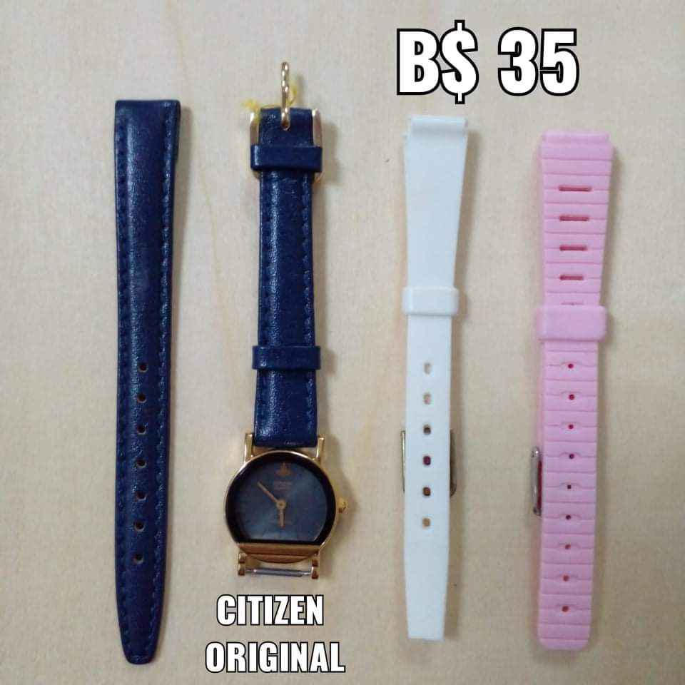 Watches and others