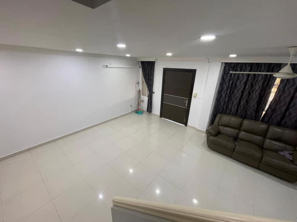 Terrace house for rent