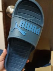 instock puma slippers limited sizes.