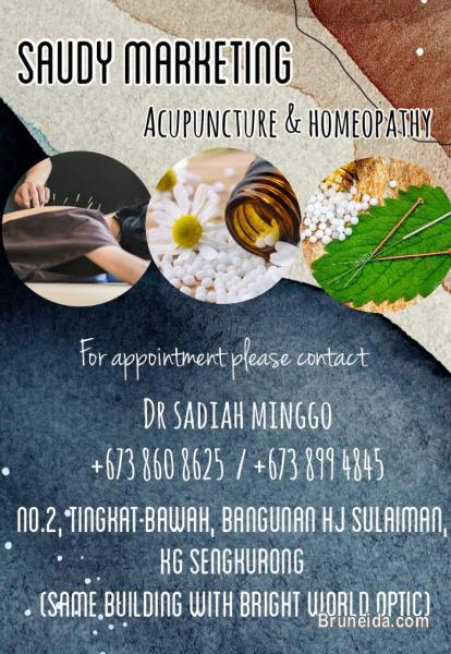 ACCUPUNCTURE DAN HOMEOPATHY