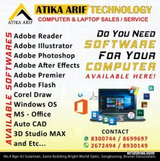 All Educational & Pc Software Install