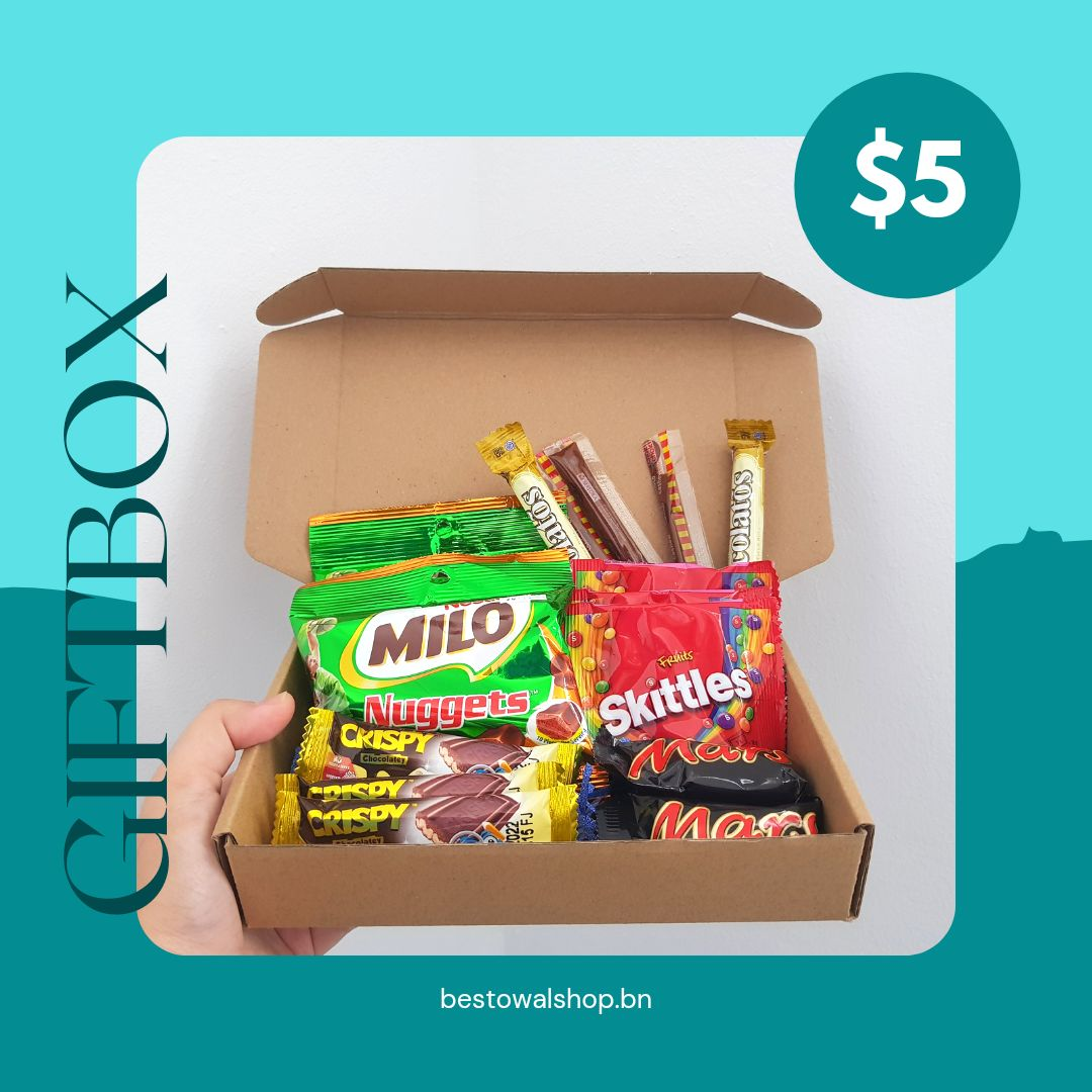 Affordable Gift Box