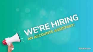 KB and BSB Accounts Assistant Immediate Vacancy