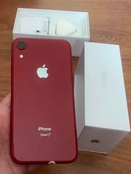 IPHONE XR 64GB RED PRODUCT