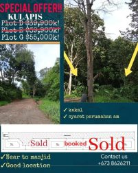 Land For Sale.