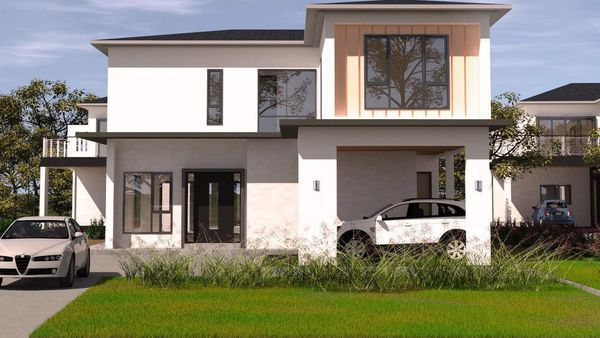 ROPOSED TWO STOREY DETACHED HOUSE