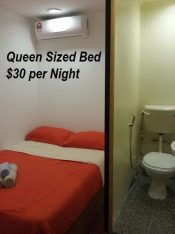 Daily Room for RENT