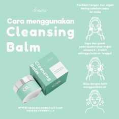 CLEANSING BALM by OBSESS