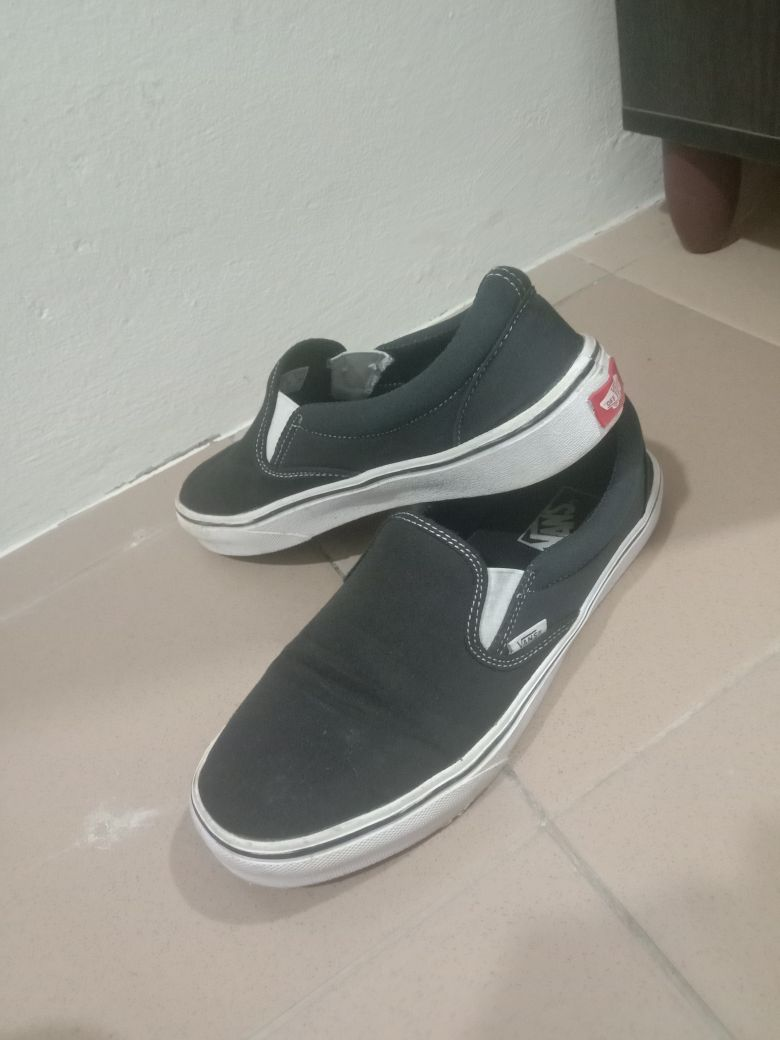 Vans Slip On copy ori (USED) for sell