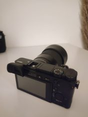 Selling Camera A6000 with lens